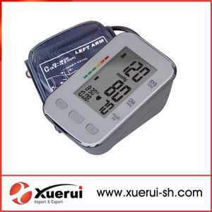 Arm-Type Fully Automatic Blood Pressure Monitor with FDA Approved pictures & photos