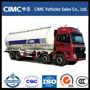 Foton Auman 35cbm 8X4 Cement Tank Truck pictures & photos