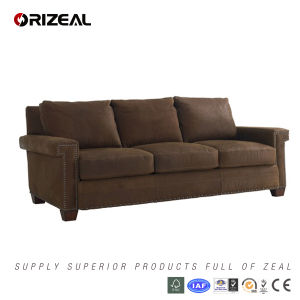 Living Room Torres Leather Sofa (OZ-SF-040) pictures & photos