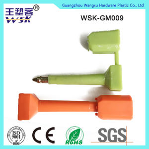High Quality Plastic Injection Container Bolt Seal pictures & photos