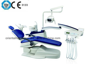 New Modern Dental Equipment Dental Chair with CE&ISO (OM-DC208Q5) pictures & photos