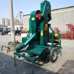 Chickpea/ Barley Seed Cleaning Machine Manufacturer (5XZC-5B) pictures & photos