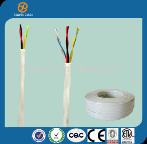 High Quality Indoor Outdoor Telephone Wire 4 Core Telephone Cable pictures & photos