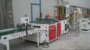 Automatic Heavy Duty Side Sealing Plastic Perforated Bag Making Machine pictures & photos