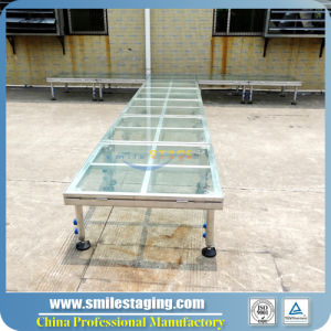 Concert Stage with Glass Stage Platform for Sale pictures & photos