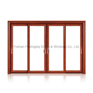 Best Sell Non-Thermal Break Aluminium Sliding Windows (FT-W126) pictures & photos