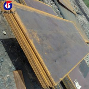 Hot Selling Ss400 Carbon Steel Plate pictures & photos