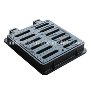 D400 Rating SMC Composite Gully Grate for Traffic Roads pictures & photos