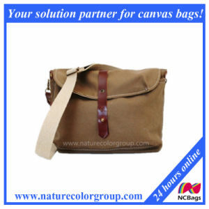 Vintage Canvas Messenger Shoulder Bag pictures & photos