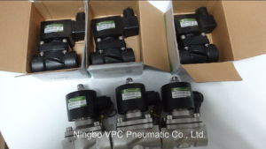 2W (UW) Series 2 Way Direct Acting Solenoid Valve Brass Solenoid Valve pictures & photos
