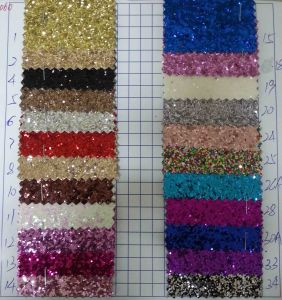 Ck-060 3D Chunky Glitter for Wall Paper pictures & photos