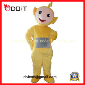 High Quality China Supplier Yellow Teletubby Mascot pictures & photos
