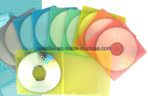PP Colored Slim CD Case