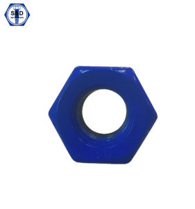 Hex Structural Nuts ASTM A194 2h Teflon