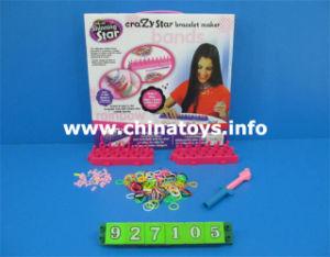 Girl Toy DIY Rubber Band Bracelet Loom Maker (927105) pictures & photos