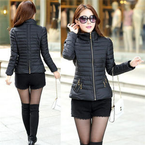 2015 New Winter Warm Slim Women Outerwear (14315-1) pictures & photos