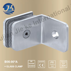 Bathroom Accessories Stainless Steel Hinge From Glass (B06-90A)