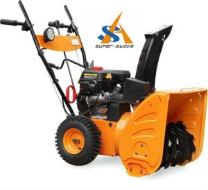 Chinese High Quality Snow Cleaning Sweeper Machine pictures & photos