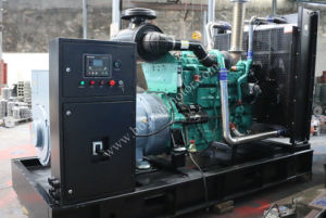 Cummins Diesel Generator 500kw Open Type with Amf, Battery (GF-500C) pictures & photos