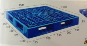 High Quality Plastic Pallet for Transportation pictures & photos