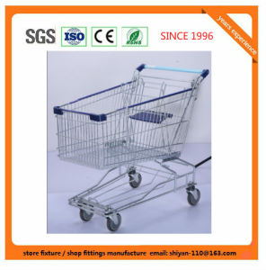 Metal Supermarket Shelf for Yemen Store Retail Fixture pictures & photos