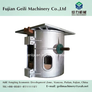 Steel Medium Frequency Smelting Furnace pictures & photos