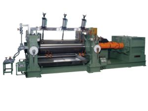 Two Roll Plastic Open Mixing Mill for Calender Line pictures & photos