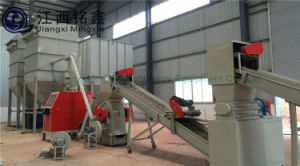 Dry Process 300kg/H China Factory PCB Recycling Machinery