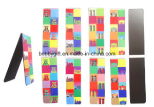 Wholesale Foldable Fridge Magnet Magnetic Bookmark pictures & photos