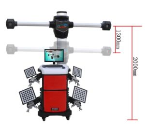 Wld-3D-III Wheel Alignment pictures & photos