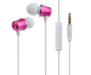 Fashion Metal Earphone with Super Bass Sound
