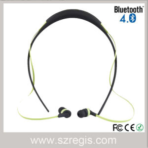 Sport Wireless Headset Bluetooth Stereo Headset Earphone Headphone with Magnet pictures & photos