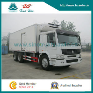 Sinotruk 6X4 HOWO 30t Refrigerator Truck pictures & photos