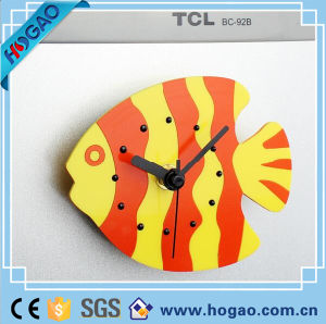 Customized Fridge Magnet of Clock for Decoration pictures & photos