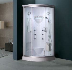 Low Tray ABS Simple Shower Room (ADL-822) pictures & photos