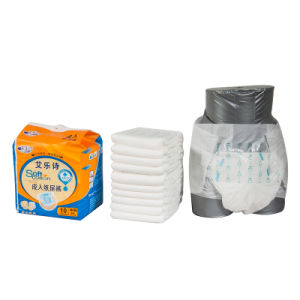 Soft Touch and Ultrathin Disposable Adult Diapers