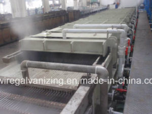 Steel Wire Bright Annealing Industrial Furnace pictures & photos