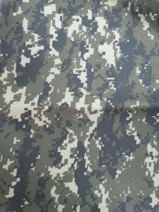 Fy-DC22 600d Oxford Digital Camouflage Printing Polyester Fabric pictures & photos