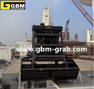 Gbm Wireless Remote Controlled Bulk Carrier Grain Grab Buckets pictures & photos