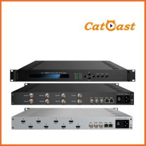 8CH SDI MPEG-4 HD Encoder with ASI, IP Output (CATV, IPTV) pictures & photos