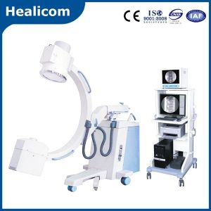 Hx112b High Frequency Mobile C Arm X-ray Machine pictures & photos
