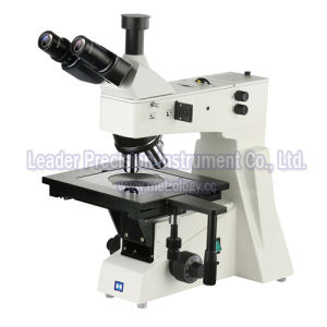 Laboratory Binocular Metallurgical Microscope (LM-202) pictures & photos