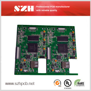 Fr4 PWB Multilayer Rigid PCB Circuit Board Manufacturing pictures & photos