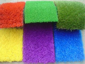 Synthetic Lawn, Wear-Resistance 20mm-50mm Synthetic Grass