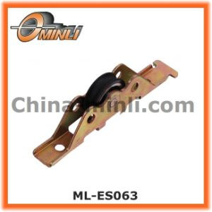 ISO Punching Bracket with Single Bearing Pulley (ML-ES035) pictures & photos