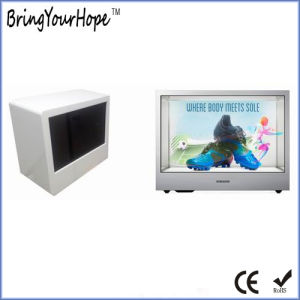 "Special Design 10"" Transparent LCD Display Showcase (XH-DPF-102C) pictures & photos"