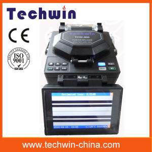 Equal to Sumitomo Type-81c Fiber Optic Splicing Machine Techwin Fusion Splicer pictures & photos