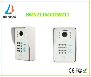 Wireless Video Doorphone Doorbell with ID Cards pictures & photos