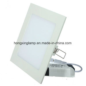 LED Square Panel Recessed Ceiling Light 12W 18W pictures & photos