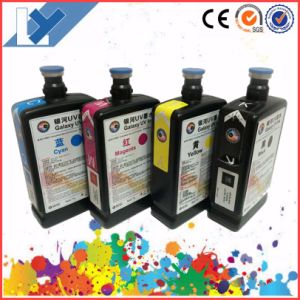 Galaxy UV Ink for Dx4 Dx5 Dx7 Printhead UV Printer pictures & photos